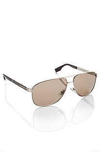 Aviator-style sunglasses 'BOSS 0442/S'