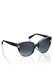 Retro-style women's sunglasses 'BOSS 0372/S'