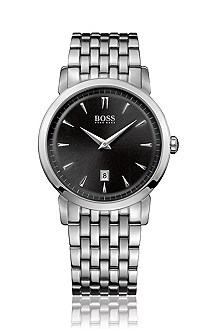 Men's watch with stainless steel strap 'HB 1013'