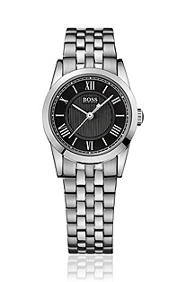 Women's watch with round case 'H4039'