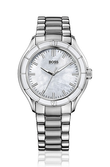Ladies stainless-steel watch 'HB105', 999_Assorted-Pre-Pack