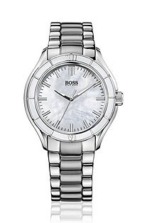 Ladies stainless-steel watch 'HB105'