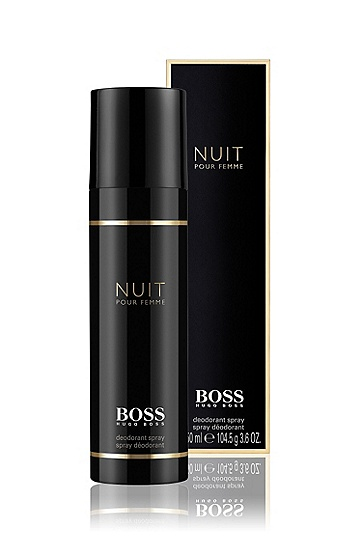 BOSS Nuit Pour Femme Deodorant Spray 150 ml, 999_Assorted-Pre-Pack