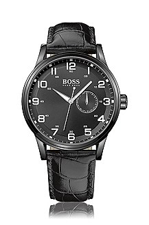 Watch with date display 'HB2006'