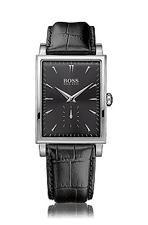 Wristwatch with a rectangular case 'HB 1012'