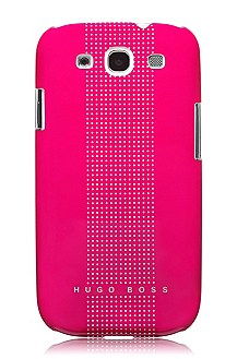 Hard Cover ´Dots Fuchsia III`