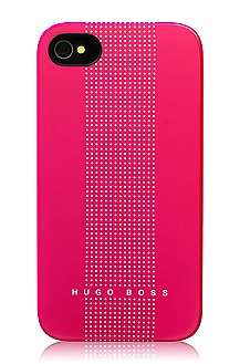 Coque rigide, Dots Fuchsia