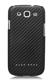 Hard cover for Samsung Galaxy S3 'Carbon III'