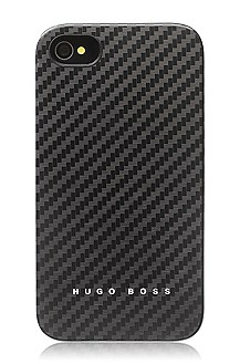Hard cover ´Carbon`voor iPhone 4/4S