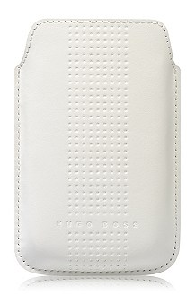Universal mobile phone leather pouch 'Canberra'