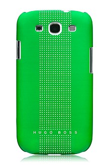 Hard Cover ´Dots Green III`