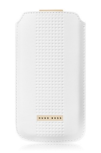 Elegant leather iPhone cover 'Capetown V'
