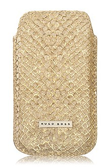 iPhone-case ´Coral Gold` in gelimiteerde oplage