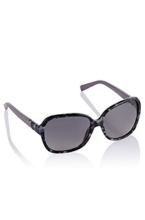 Seventies sunglasses with narrow temples '0527/