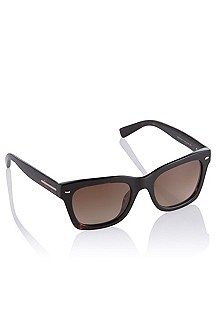 Patterned, Wayfarer sunglasses '0524/ S'