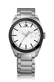 Men's stainless steel wristwatch 'HO300'