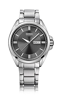 Men's stainless steel wristwatch 'HB301'