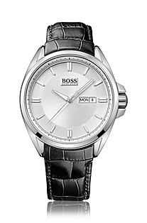 Men's wristwatch, stainless steel case 'HB301'