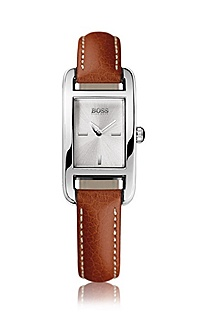 Women's wristwatch, stainless steel case 'HB304'