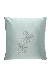 Embroidered cushion cover 'BUTTERFLY'