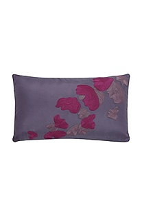 Decorative cushion cover 'Flowers'