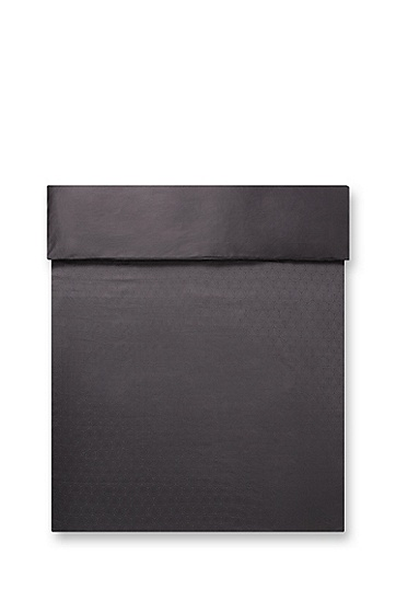 Duvet 'DC-CIRCLES', Dark Grey