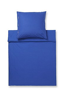 Duvet cover in premium cotton percale 'Plain'