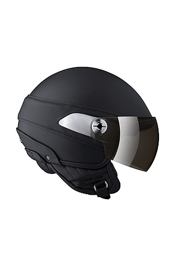 HUGO BOSS Motorcycle Helmet HB.01, Black