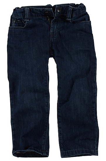 Regular fit cotton jeans 'J04024', Dark Blue