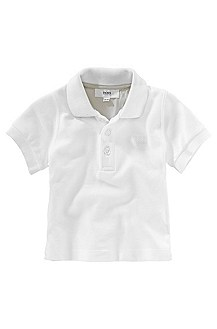 Pure cotton polo shirt 'J05191'