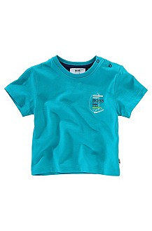 T-shirt à encolure ronde, J05213