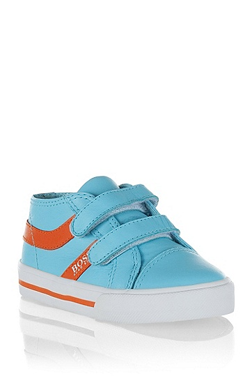 Leather sneaker ´J09007`, Blue