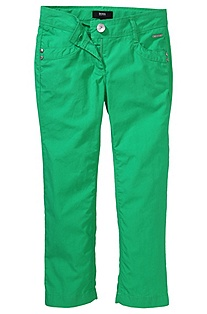 Pure cotton trousers 'J14106'