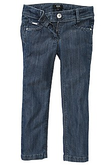 Cotton jeans with polyester 'J14110'
