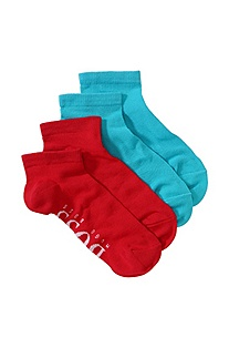 Cotton blend sneaker socks 'J20096/Noo'