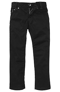 Cotton trousers with elastane 'J24191'