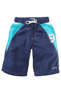 Knee-length swim shorts 'J24198'