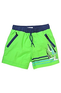 Polyamide swim shorts 'J24201'