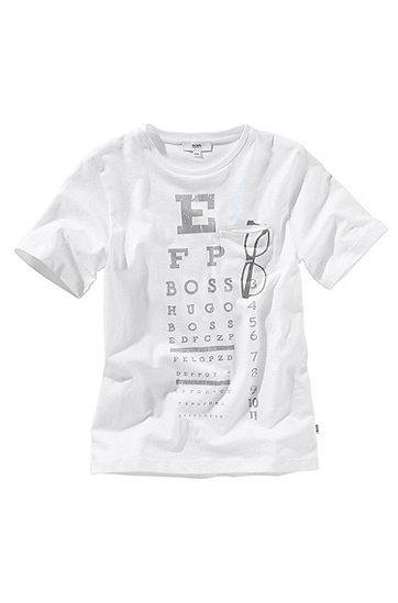 Crew neck T-Shirt ´J25322`, White