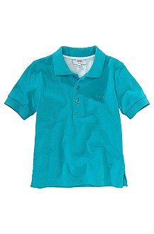 Pure cotton polo shirt 'J25463'