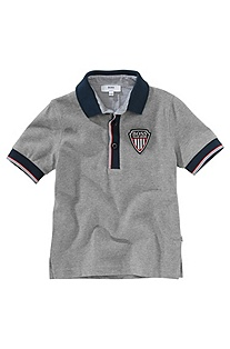 Pure cotton polo shirt 'J25485'
