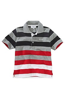 Pure cotton polo shirt 'J25489'