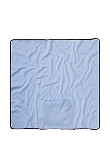 Baby bath towel with a hemmed corner 'J90012'