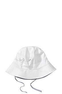 Reversible cotton sun hat 'J91020/100'