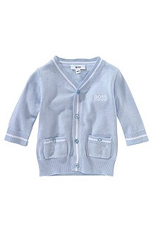 Pure cotton cardigan 'J95090'
